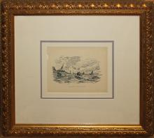 After Pierre Renoir Etching