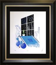 Erte Limited Edition Serigraph Virgo