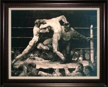 Charles W. Bellows Limited Edition Stag at Sharkeys