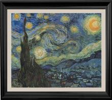 **AMAZING**Vincent Van Gogh-Limited Edition-The Starry