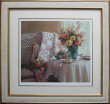 Sergon-Limited Edtion Giclee -Morning Tea