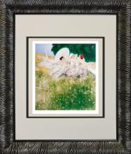 Louis Icart-Limited Edition-Summer Dreams
