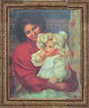 Marie Cassatt-Limited Edition-Mother and Child