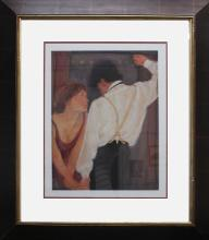 Janet Treby The Home Coming Hand Signed Giclee