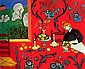 Henri Matisse-Limited Edition Giclee-The Red Room