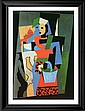 Pablo Picasso-Limited Edition Italian Girl