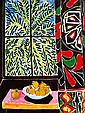 Henri Matisse- Limited Edition Giclee-The Egyptian Curtain