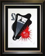 Erte Limited Edition Serigraph Scorpio