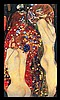 Gustav Klimt Limited Edition Giclee Water Serpents II