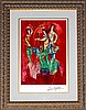 Marc Chagall- Limited Edition Lithograph- Carmen