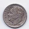 1946 10 Cent Silver Roosevelt Dime