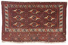 Yomut-Tschowal.  Eagle Göl Group II. 1st half of 19th century. 117 x 73 cm. Condition C