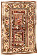 Melas, West Anatolia.  19th Century. 170 x 114 cm. Condition C/D. (Partly very low pile