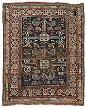 Perepedil.  Late 19th Century. 118 x 96 cm. Condition C/D. (In places worn, abrash).