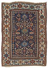 Perepedil.  Late 19th century. 150 x 106 cm. Condition C/D. (Even very low pile, reselv