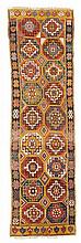 Konya.  1st half of 19th Century. 357 x 101 cm. Condition C. (In places very low pile,