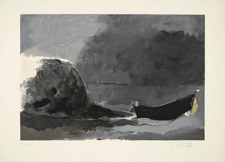 Braque, Georges 1881 Argenteuil - 1963 Paris