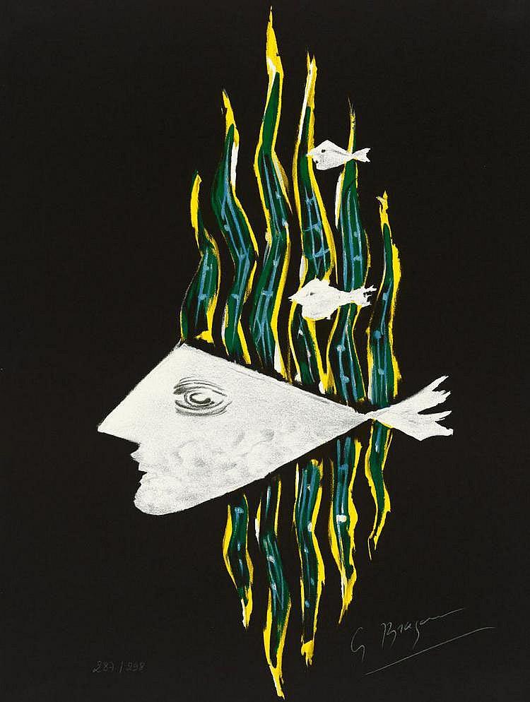 Braque, Georges 1881 Argenteuil - 1963 Paris -