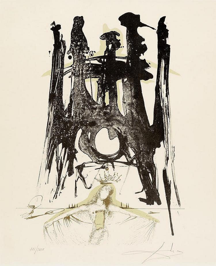 Dalí, Salvador 1904 - 1989 Figueras/Spain El