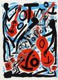 Penck, AR (Ralf Winkler) 1939 Dresden Untitled.