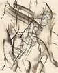 Kricke, Norbert Düsseldorf 1922 - 1984 Untitled.
