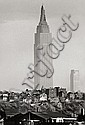 Andreas Feininger-EMPIRE STATE BUILDING SEEN FROM NEW JERSEY