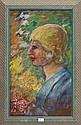 Een schilderij, Emile Thysebaert. Een portret van