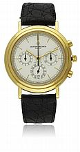 A FINE GENTLEMAN'S 18K SOLID GOLD VACHERON