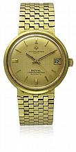 A RARE GENTLEMAN'S 18K SOLID GOLD VACHERON