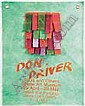 Don Driver Tools and Others inscribed Don Driver,