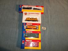 Set of 5 Plastic Train Set