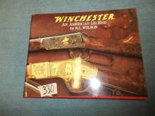 Winchester American Legend Book