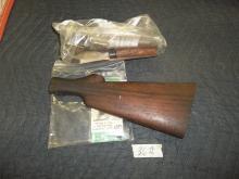 Gun Stock & Misc. Parts