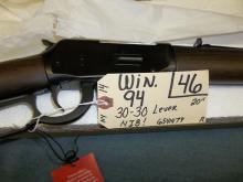 Win. 94 30-30 Lever 6541479 Reg. Req.