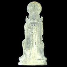 Thai Cast Metal Buddha Temple Wall Plaque