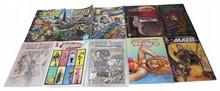 Vintage Comic Book Collection 10pcs