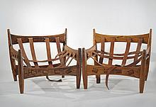 SERGIO RODRIGUES JACARANDA SHERIFF OR MOLE CHAIRS