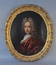 18TH CENTURY ENGLISH SCHOOL PORTRAIT PAINTING