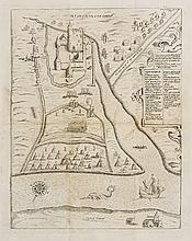 17th century maps of Glin and Asketon Castle (2)