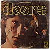 The Doors: Autographed first album