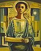 Daniel O'Neill (1920-1974) BOY CHRIST