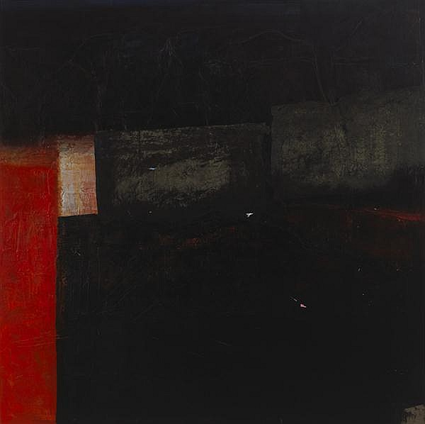 Bridget Flannery (b.1959) THE WARM DARK TIDE OF NIGHT