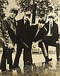 The Beatles: Selection of block mounted photographs