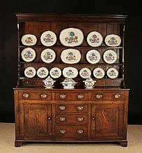 A Late 18th Century Oak North Wales Dresser of goo