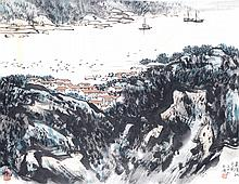SONG WEN ZHI (ATTRIBUTED TO, 1919 - 1999)