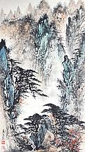 LI XIONG CAI (ATTRIBUTED TO, 1910 - 2001)