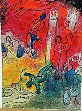 BY CHAGALL- Temple and History of Bacchus Part 1