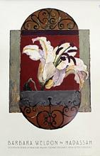 Barbara Weldon For Hadassah Flower Art #1 (N)