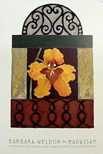 Barbara Weldon For Hadassah Flower Art #3 (N)