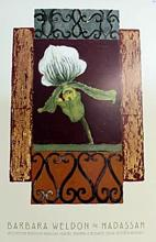 Barbara Weldon For Hadassah Flower Art #4 (N)